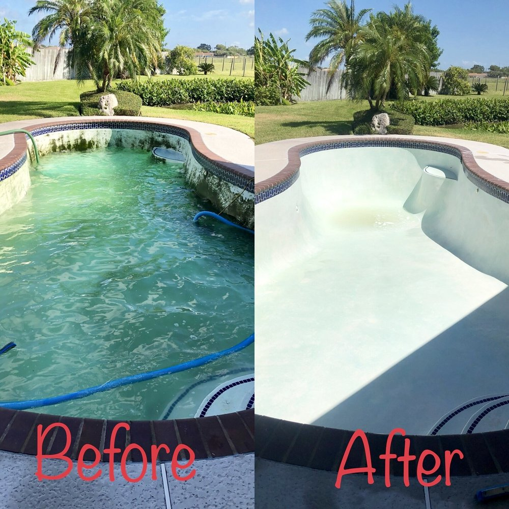 New Wave Dave Pool Service: 5909 Patton St, Crp Christi, TX