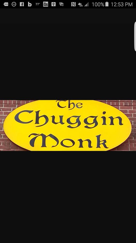 The Chuggin' Monk