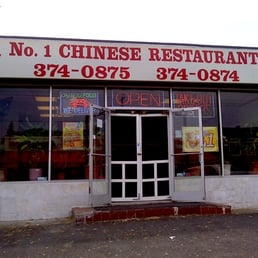 Number One Chinese Take Out Restaurant Kinesisk 1124