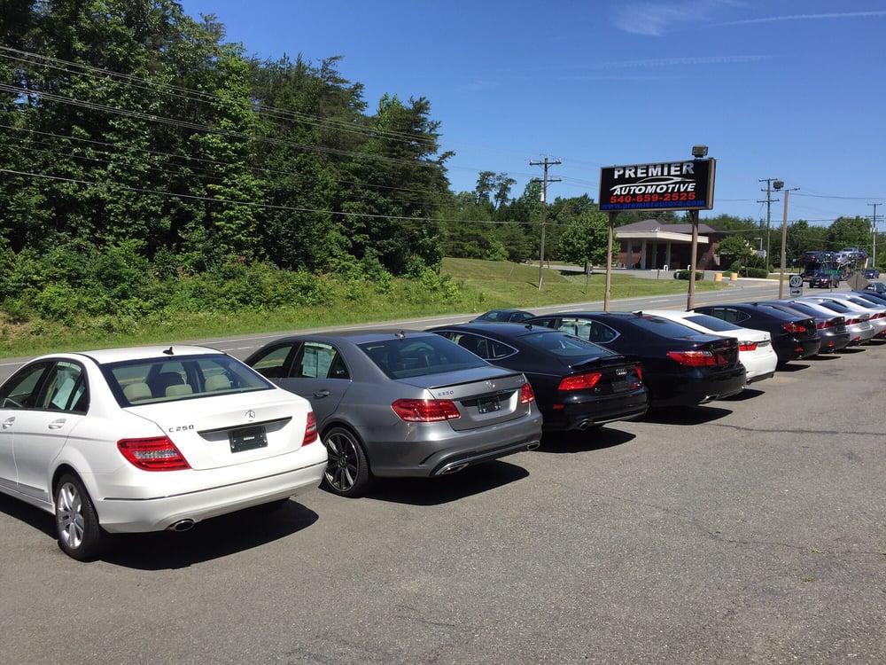 Premier Automotive: 17575 Old Stage Coach Rd, Dumfries, VA