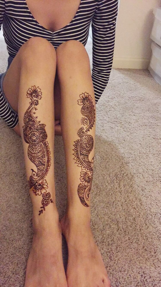 Henna Tattoo Chicago Near Me: Thank You! I Love My Henna Tattoos!