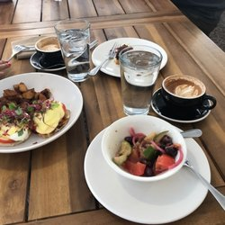 Photo Of Cafe Lumiere Monterey Ca United States Breakfast