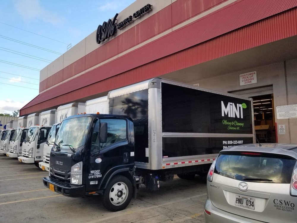 Mint Moving Solutions