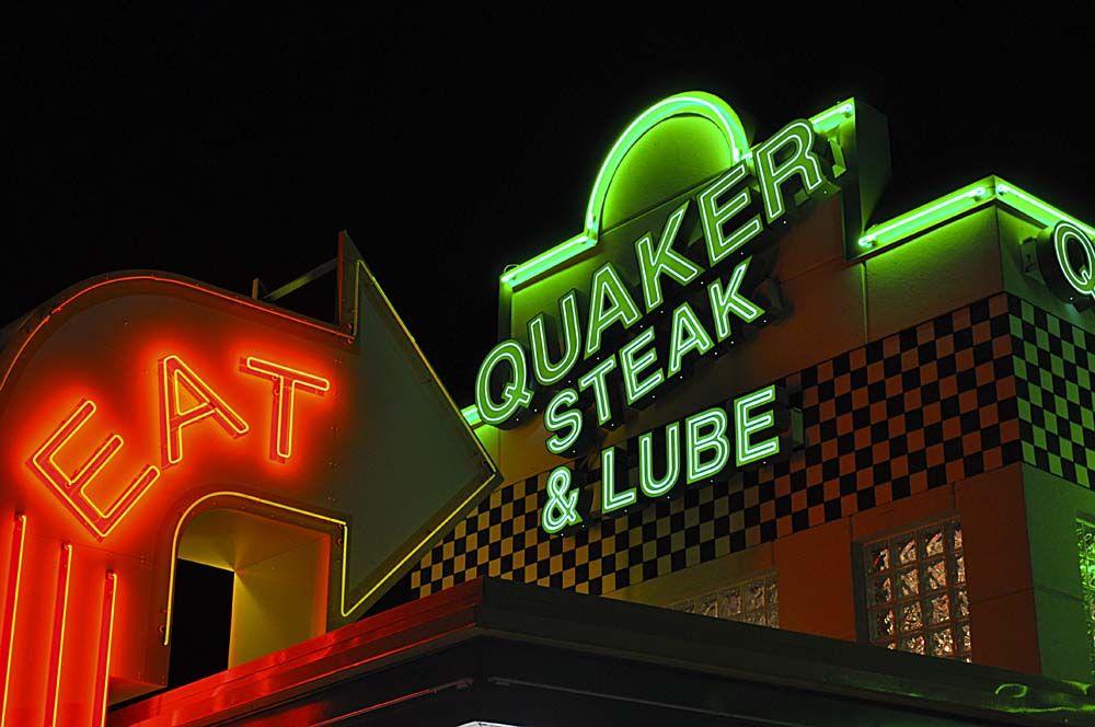 Quaker Steak & Lube: 7851 Peach St, Erie, PA