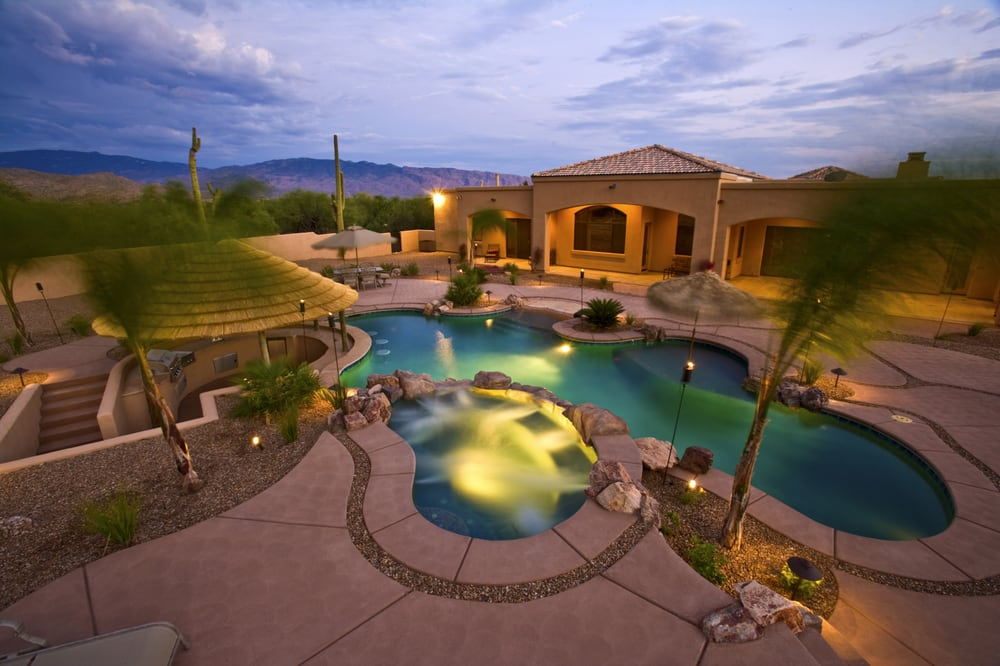 Photo of Patio Pools u0026 Spas - Tucson AZ United States. Tucson Pool & Tucson Pool Service - Yelp
