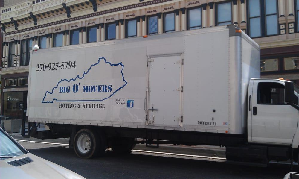 Big O' Movers: Owensboro, KY