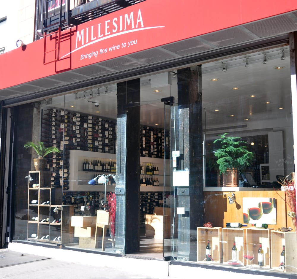 Wine Shop With Tastings New York City