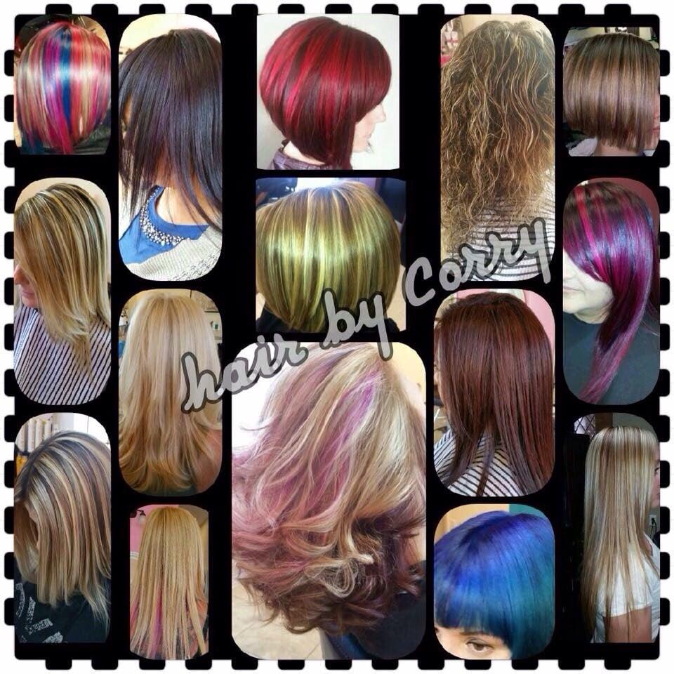 Hair By Corry: At Spa Suites Salon, El Paso, TX