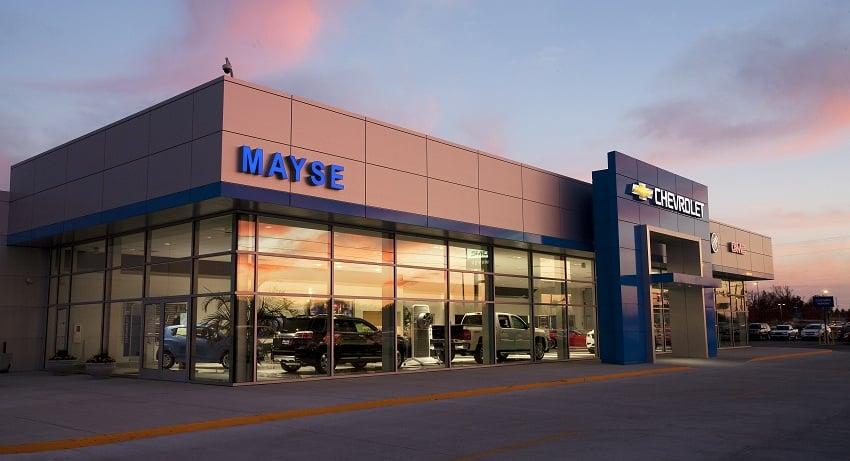 Mayse Automotive: 2032 S Elliott Ave, Aurora, MO