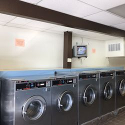 washtime coin laundry