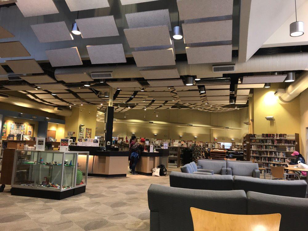 Maverick Library