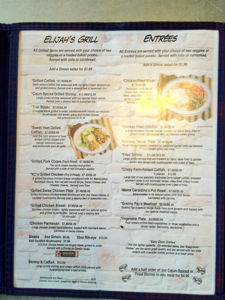 Restaurants Near Woodville