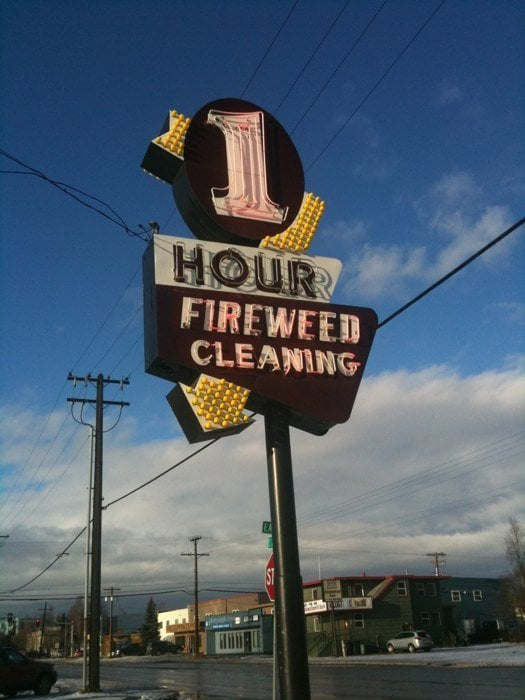 Fireweed Cleaners