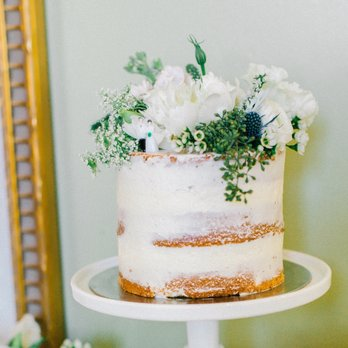 Napa Bakeries Wedding Cakes