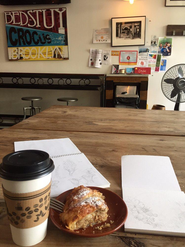 Crocus Juice Bar and Cafe