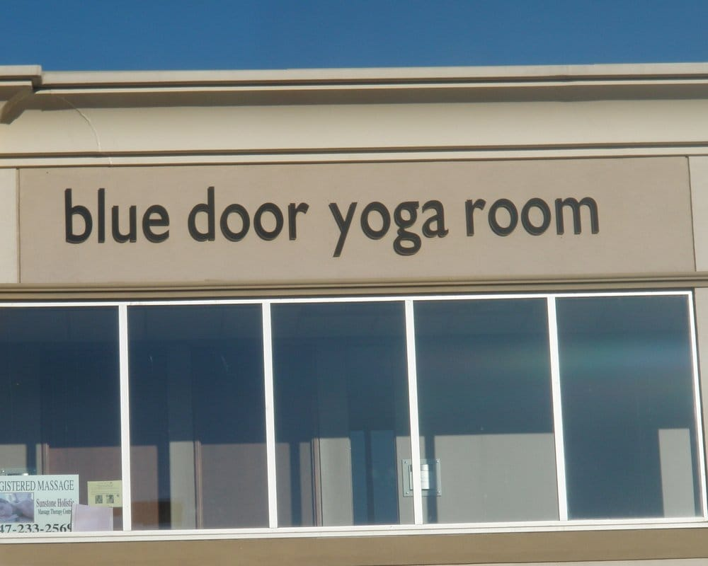 Blue Door Yoga Room Vaughan