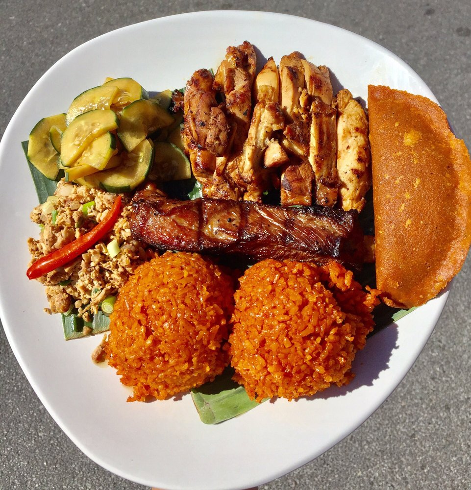 Food from Red Rice