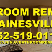 Bathroom Remodel CLOSED Photos Contractors Gainesville - Gainesville bathroom remodel