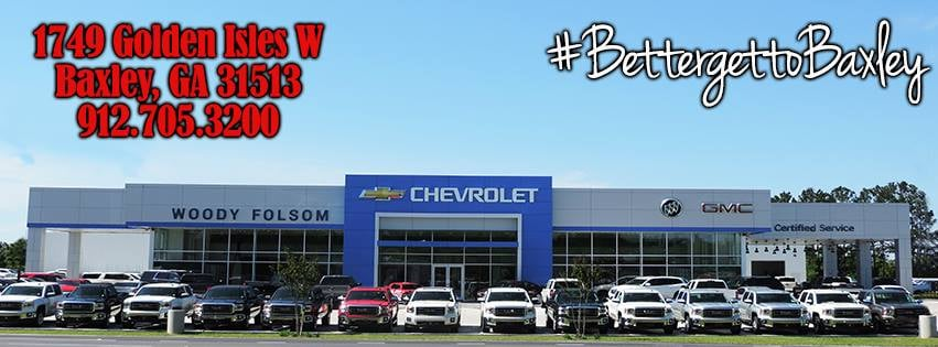 Chevrolet Dealers In Columbia Sc >> Woody Folsom Chevrolet-Buick-GMC - Car Dealers - Baxley ...
