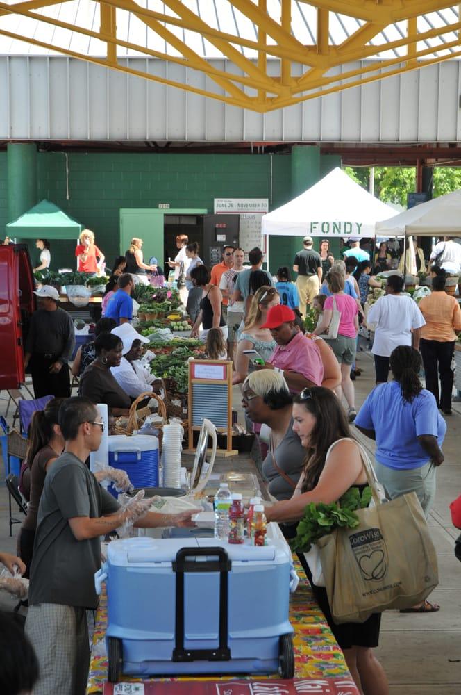 Fondy Farmers Market