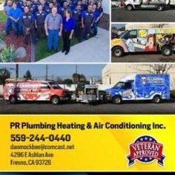 Photo Of Pr Plumbing Heating And Air Conditioning Fresno Ca United States