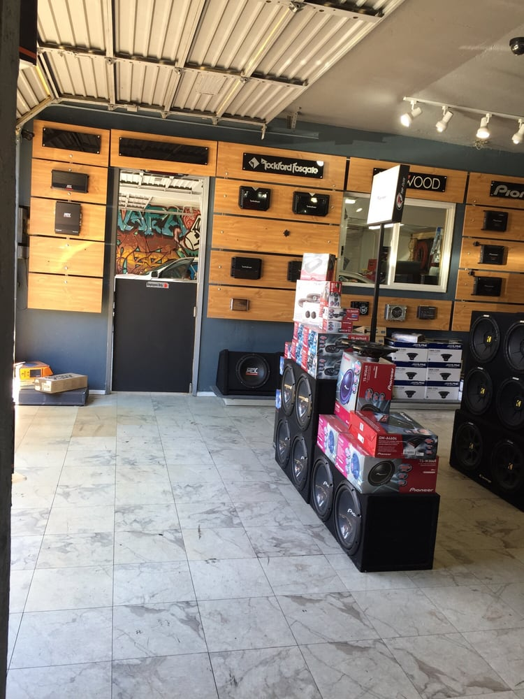 Napa Car Audio & Alarms