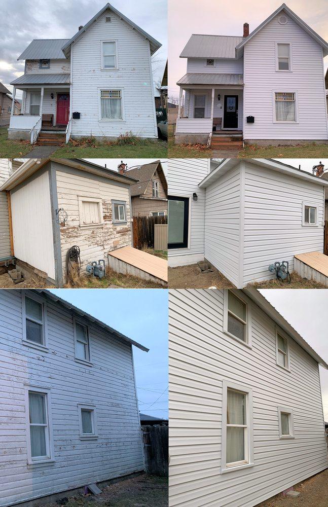 Strickland Exteriors: 11832 Road 56 NE, Moses Lake, WA