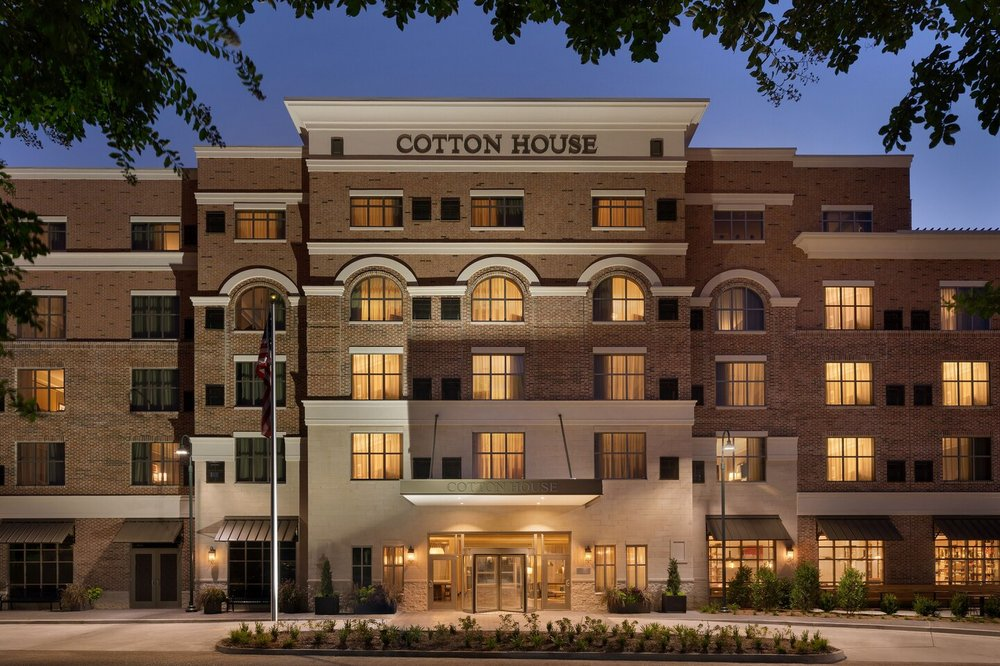 Cotton House, Cleveland, a Tribute Portfolio Hotel: 215 Cotton Row, Cleveland, MS