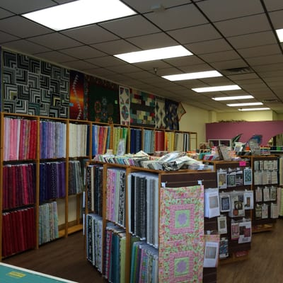 The Quilt Cache - Fabric Stores - 12812 Old Glenn Hwy, Eagle River ... : quilt cache - Adamdwight.com