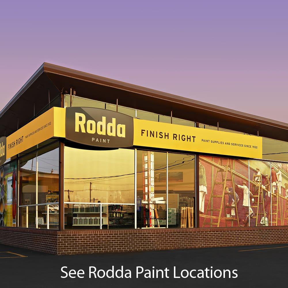 Rodda Paint: 271 South 7th, Sequim, WA