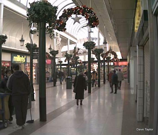 Golden Square Shopping Centre