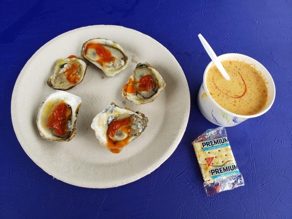 Norwalk Seaport Oyster Festival