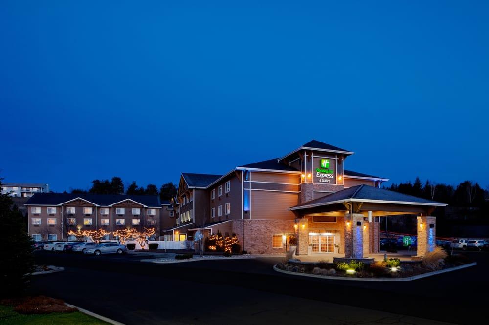 Holiday Inn Express Pullman: 1190 SE Bishop Boulevard, Pullman, WA