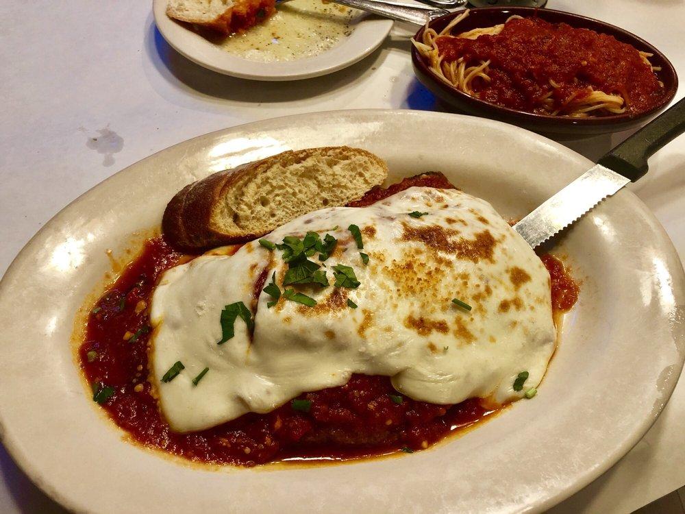 Abruzzo's Division Lounge & Italian Restaurant: 1509 Division St, Melrose Park, IL