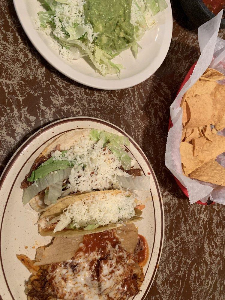 La Villa Mexican Restaurant: 30 School St, Carlisle, IA