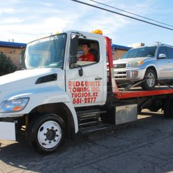 Red & White Towing - Towing - 843 S Campbell Ave, Arroyo