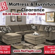 Red Tag Mattress & Furniture Clearance 39 s & 12 Reviews