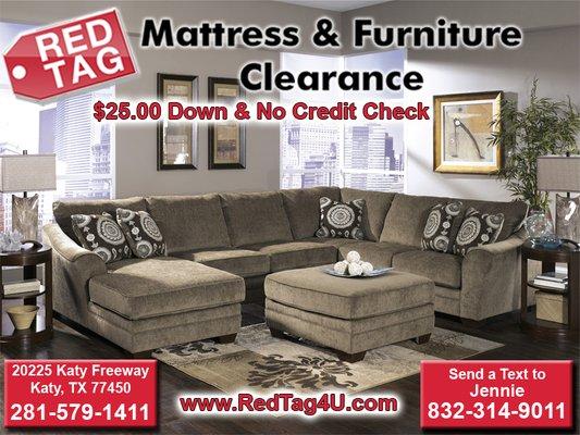 Red Tag Mattress U0026 Furniture Clearance 6476 Fm 1960 W Houston, TX  Mattresses   MapQuest