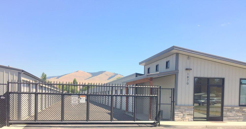 The Storage Center: 1870 S Reserve, Missoula, MT