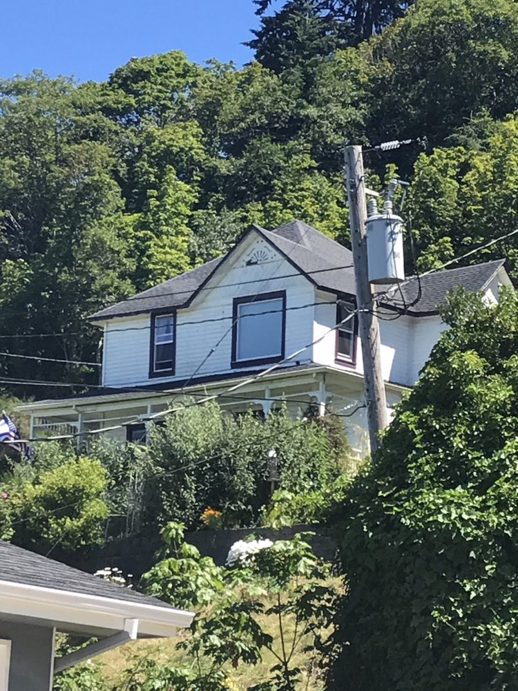 Photo Of The Goonies House   Astoria, OR, United States. Back Of Goonies
