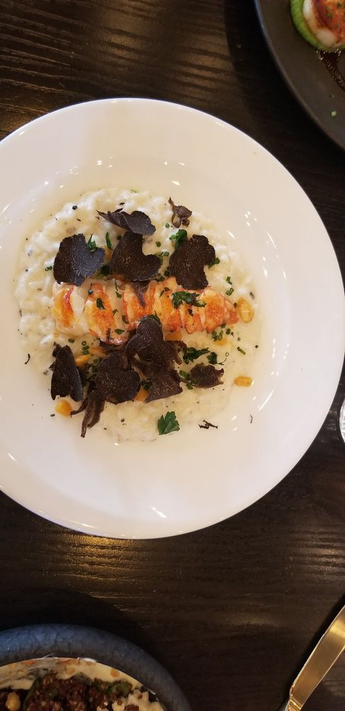 Lobster Risotto With Truffles Yelp
