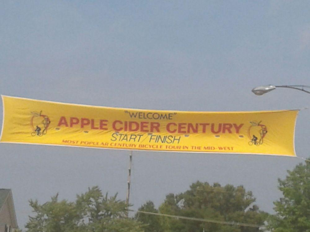 Apple Cider Century: Three Oaks, MI