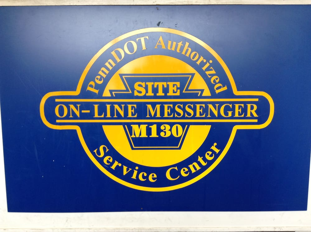 On-Line PennDOT Messenger: Title, Tags and Registration (Instant and ...