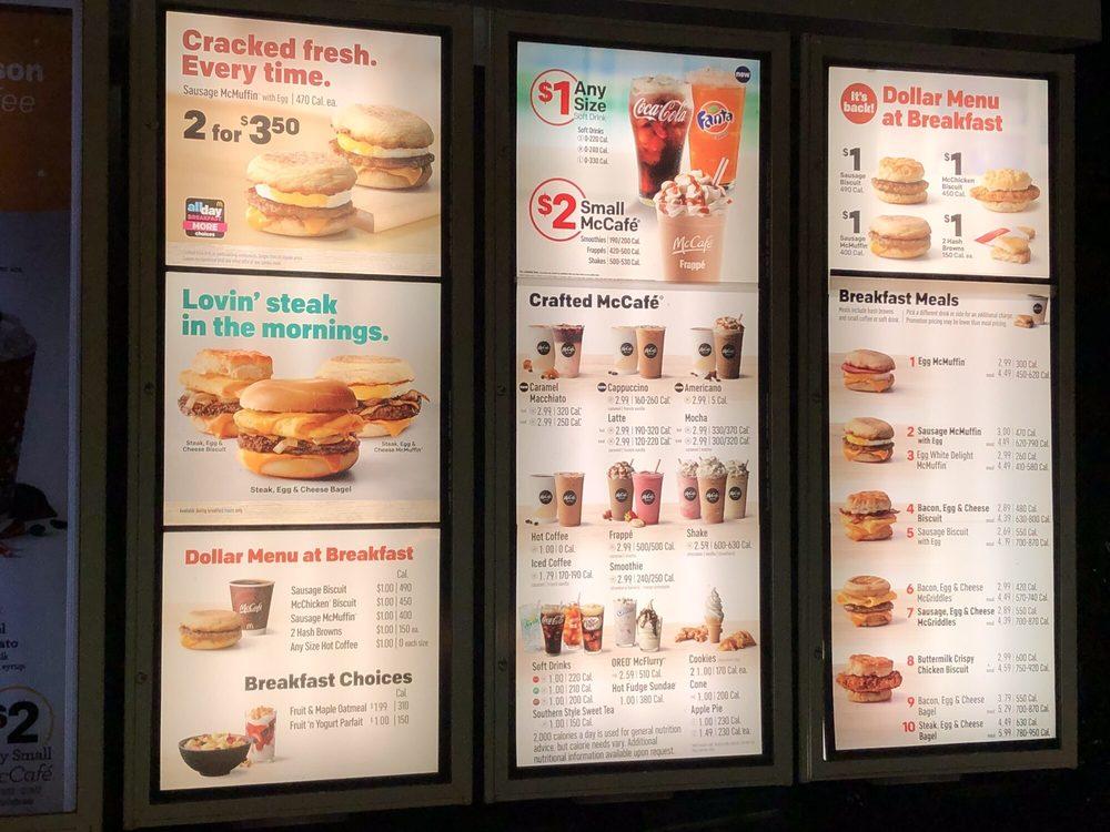 McDonald's: 108 Hoover St, Hampton, SC