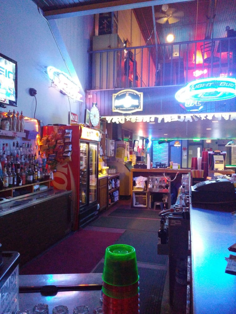 Thirsty's: 318 4th St NE, Devils Lake, ND