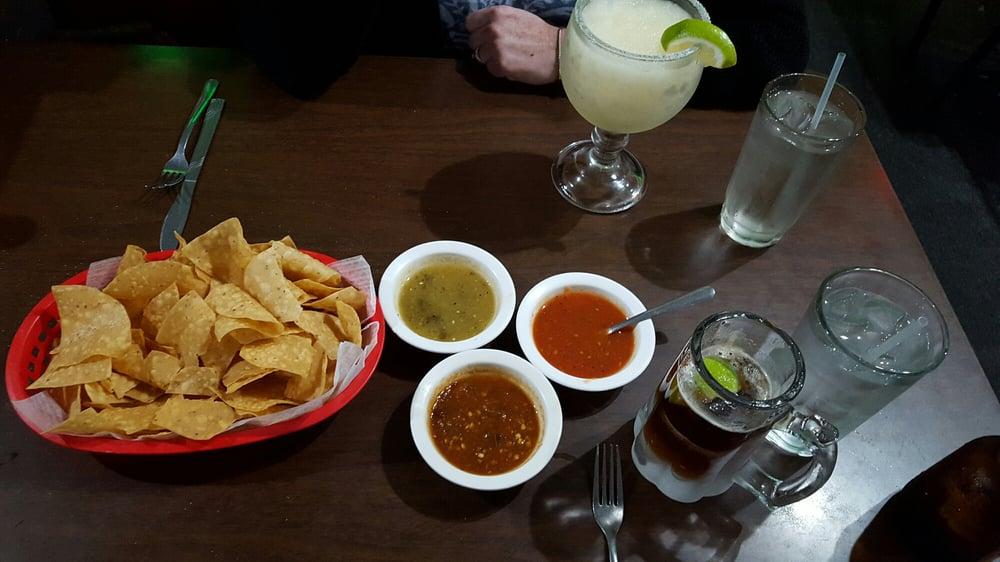 Noyola's Mexican Restaurant: 242 1st St E, Humble, TX