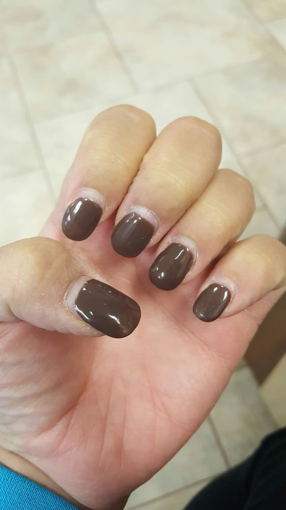Photo Of Queen Bee Nails Spa Davis Ca United States Acrylic With