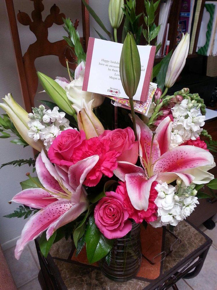 Benson Blossom Shop: 160 W 4th St, Benson, AZ