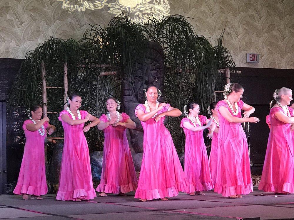 Ho'ike Hawai'i Hula Competition