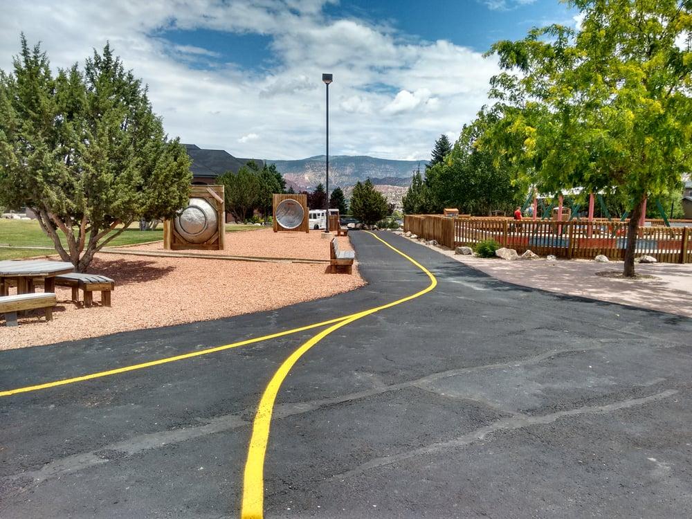 Park Discovery: 2077 W Royal Hunte Dr, Cedar City, UT